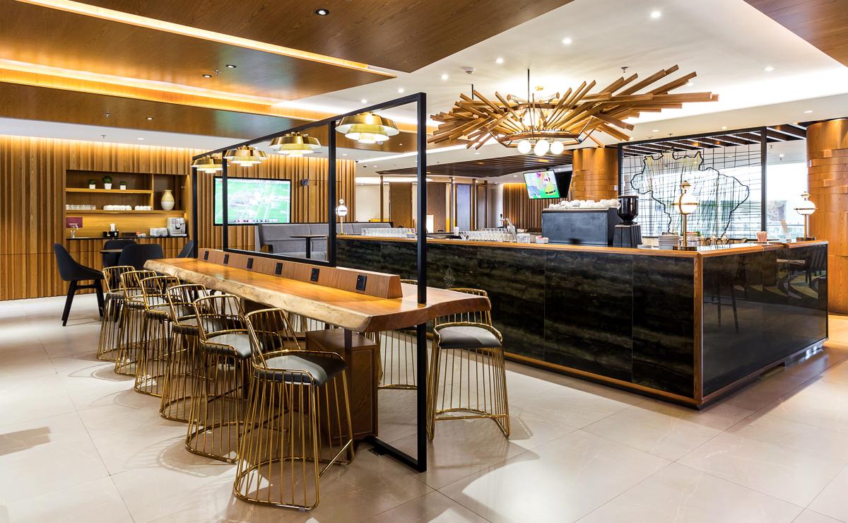 Plaza Premium Lounge - International Departures