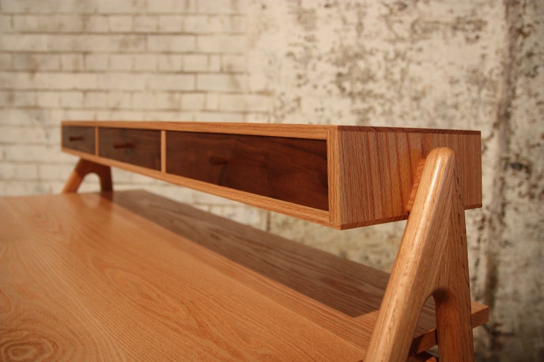 Furniture made by American Red Oak