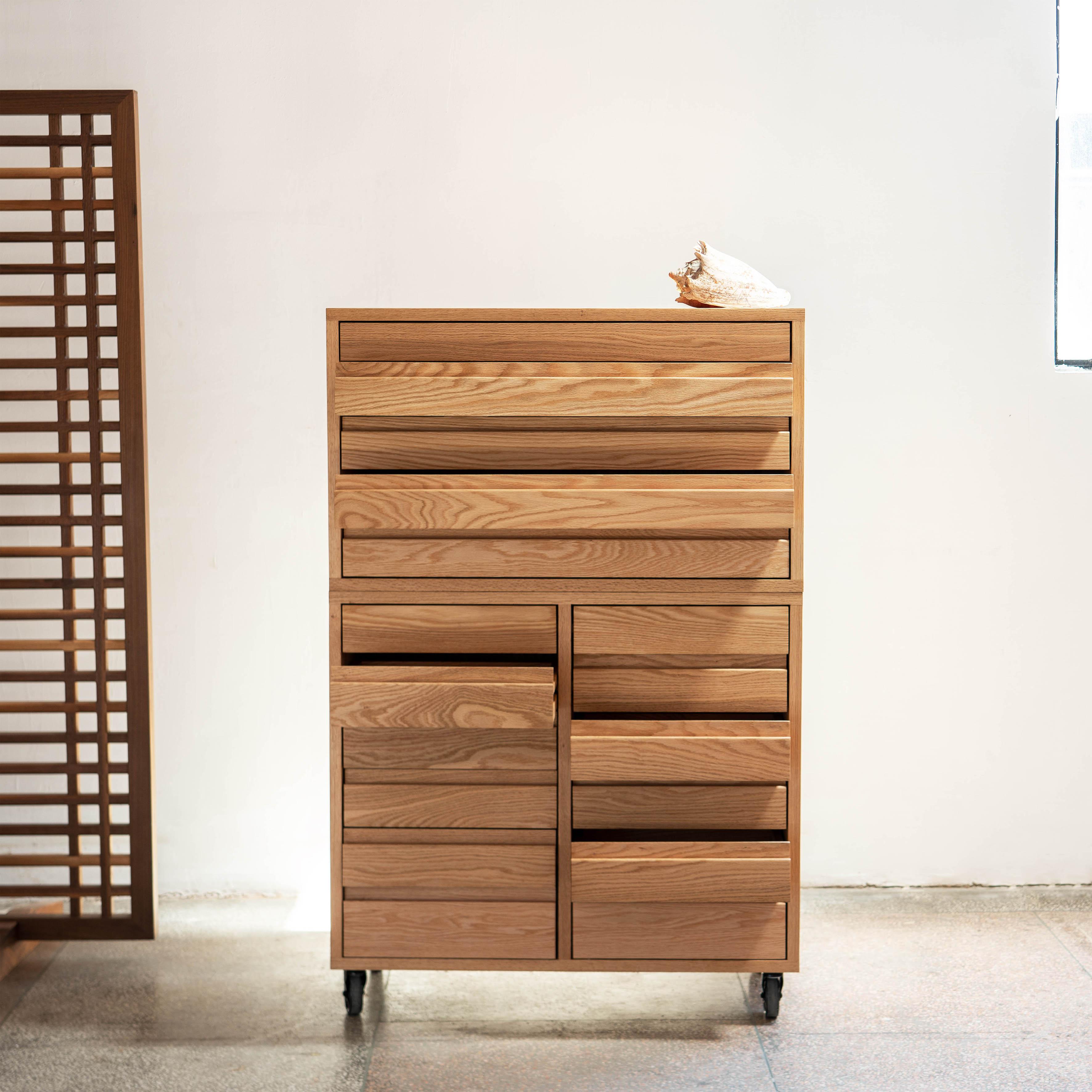 Drawer combination cabinetA